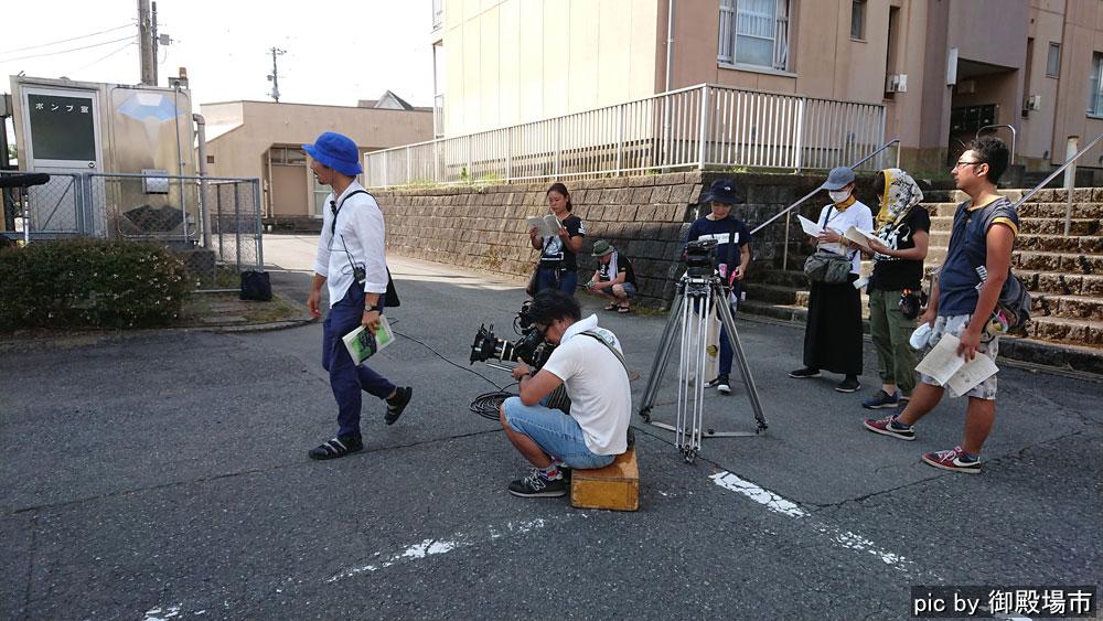 絶対零度・第7話・ロケ準備風景01